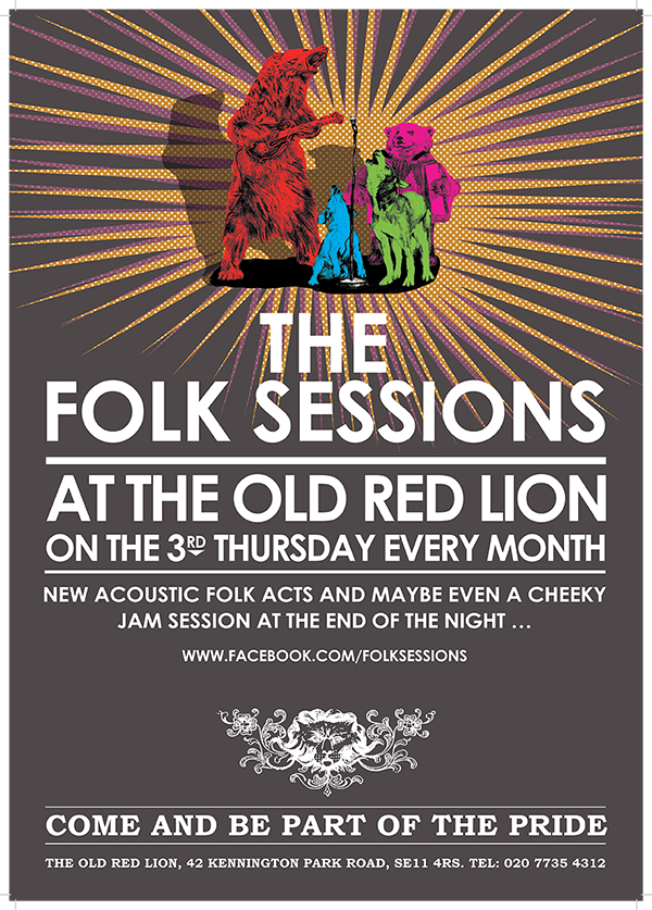Old Red Lion_Folk night