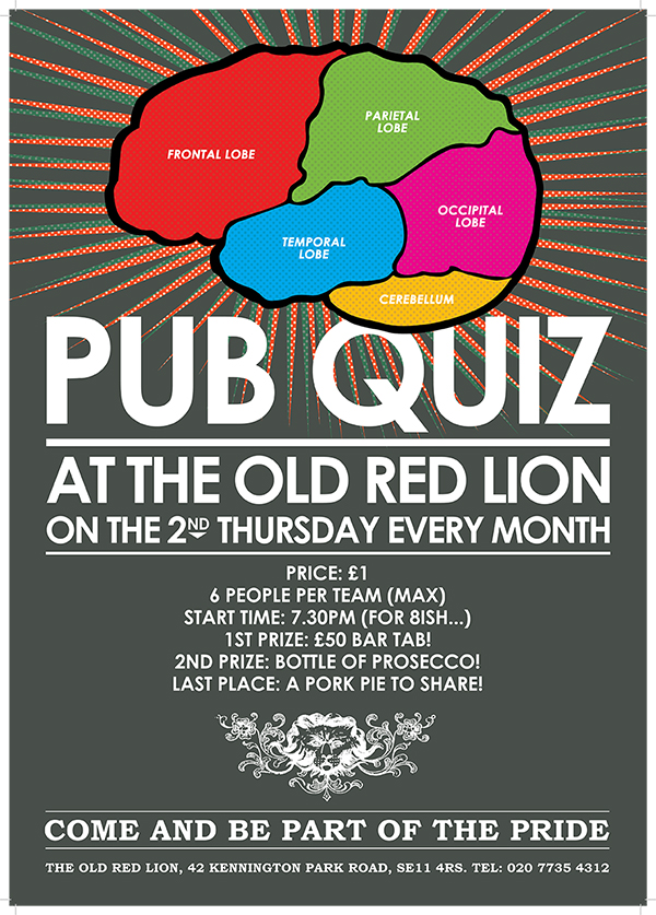 Old Red Lion_Quiz Night