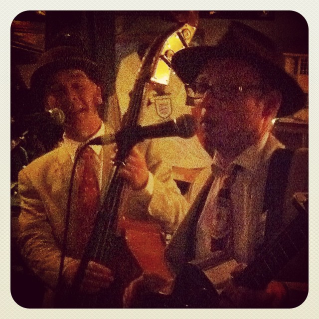 The wonderful Henry brothers at #2headedlion  @oldredkenn