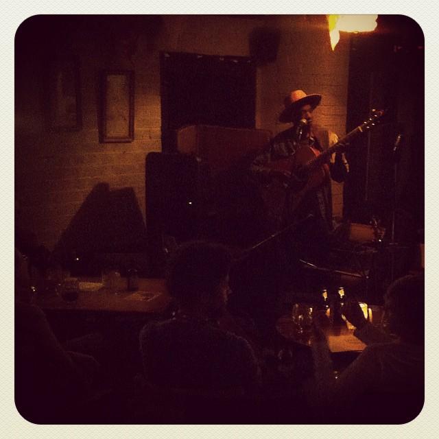 @oldredkenn loving another great #Folk #Music evening... #beautiful